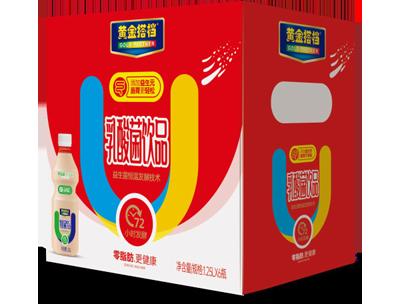 黄金搭档乳酸菌饮品(1.25L箱装)
