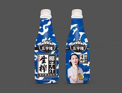 生榨椰子汁果肉型1.25L