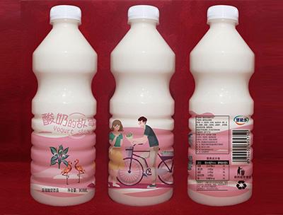 酸奶的故事900ml粉