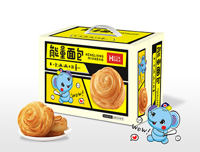 能量面包手提礼盒装