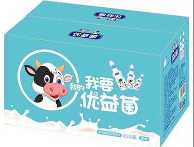 我要我的优益菌乳酸菌饮品200ml礼盒装