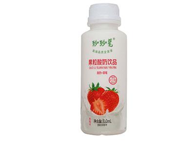 妙妙果粒酸奶�品310ml