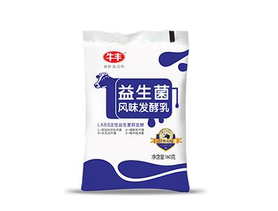 牛�S�L味酸奶160g