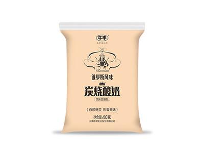 牛�S俄�_斯�L味炭��酸奶180g*12