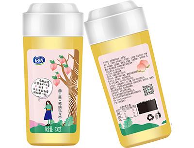 �⒒钜嫔�菌蜜桃�觚�茶330g