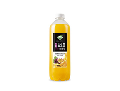 果哇伊益生菌百香果发酵果汁平安电竞游戏1.5L