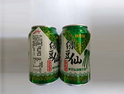 �G豆仙碳酸�料320ml
