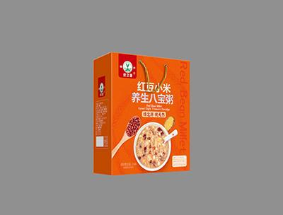 红豆小米养生八宝粥