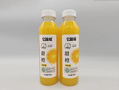 �|益滋甜橙益生菌480ml