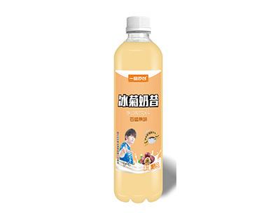 冰菊奶昔百香果乳味�料1.28L