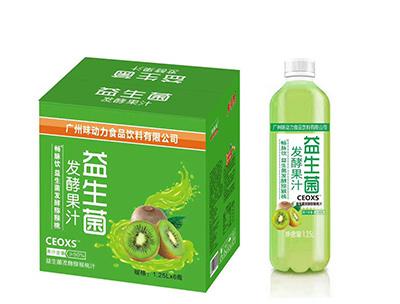益生菌发酵猕猴桃汁1.25LX6瓶