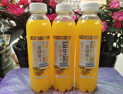 益生菌�l酵芒果汁500ml