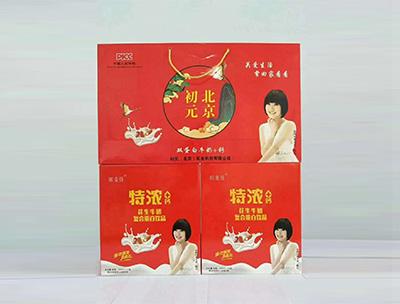 初元北京双蛋白牛奶+钙x