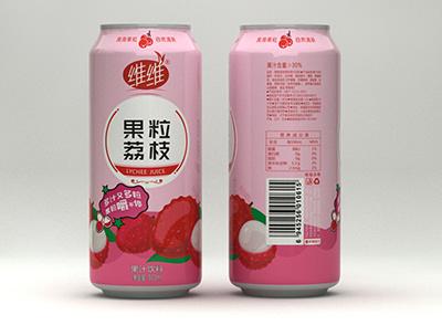 �S �S果粒荔枝500ml
