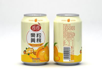 �S �S果粒�S桃320ml