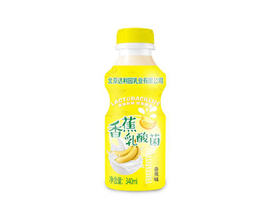 香蕉乳酸菌340ml