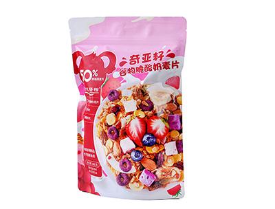 奇��籽谷物脆酸奶��片