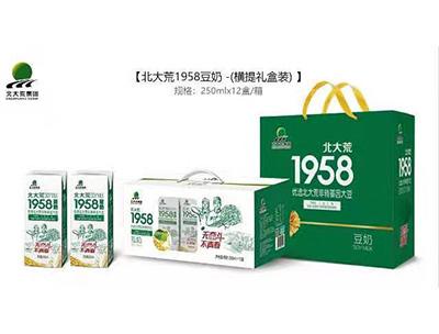 1958豆奶礼盒装250ml×12