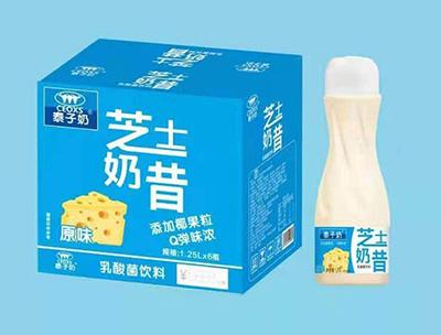 泰子奶芝士奶昔原味1.25L*6瓶