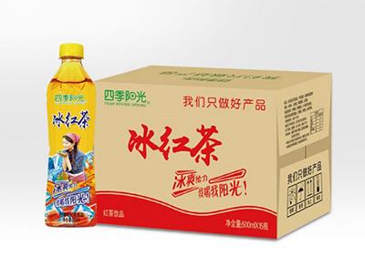 四季阳光冰红茶500mL*15瓶