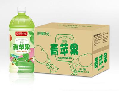 四季阳光青苹果1L*8瓶