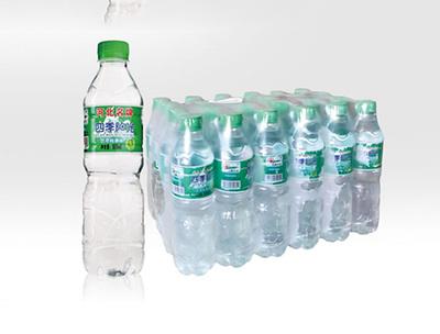 四季阳光纯净水550ml*24瓶