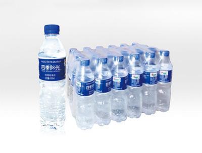 四季阳光 纯净水550ml*24瓶