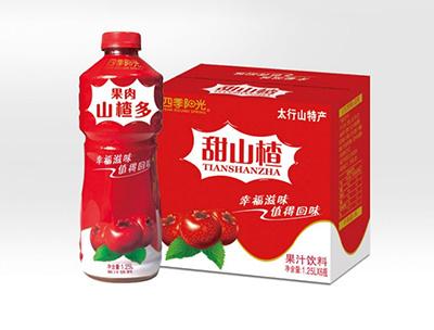四季阳光甜山楂1.25L*6瓶