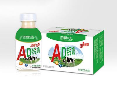 四季阳光AD钙奶350ml*15瓶