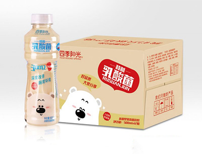 四季阳光乳酸菌饮料500ml*12瓶
