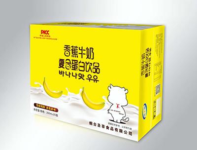 香蕉牛奶�秃系鞍罪�品200ml*20