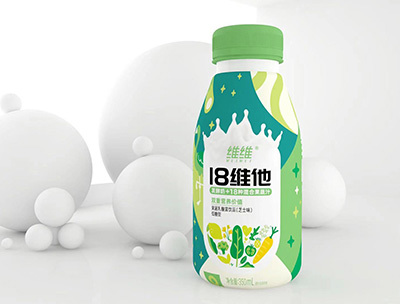 18维他果蔬乳酸菌饮品