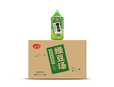 绿豆汤1L*10