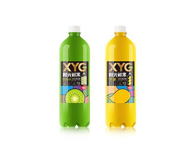 阳光鲜果益生菌复合果汁1.25L