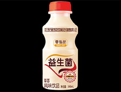 益生菌草莓�L味�品340ml