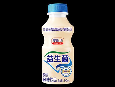 益生菌 原味�L味�品340ml