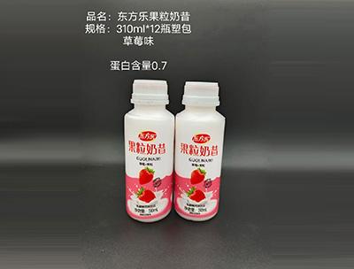 �|方�饭�粒奶昔草莓味310ml