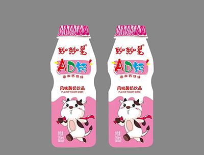 妙妙星AD�}�L味酸奶�品160ml