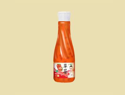 增健果粒果汁�料草莓1.25L