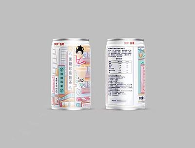 黑糖珍珠奶茶320g