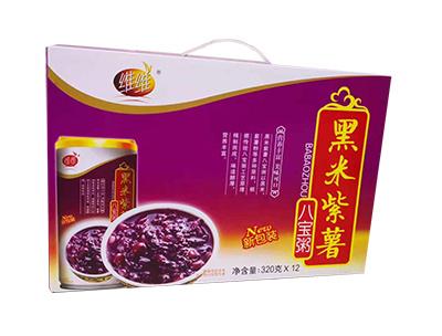 黑米紫薯八��粥320*12