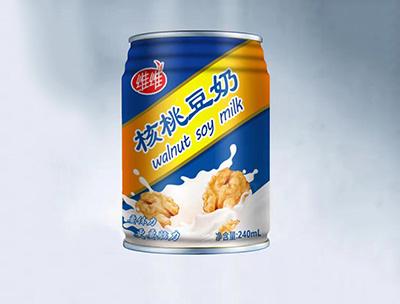 核桃豆奶240ml