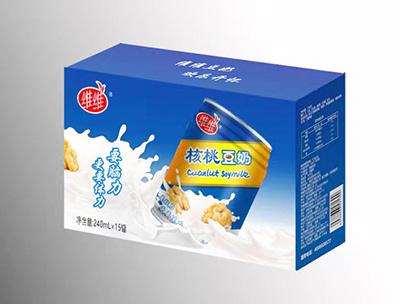 核桃豆奶240ml*15