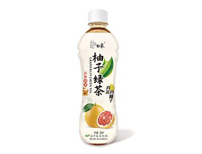 柚子�G茶�料500ml
