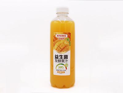 艾臣氏益生菌�l酵芒果汁1.2L
