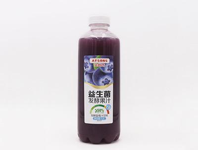 艾臣氏益生菌�l酵�{莓汁1.2L
