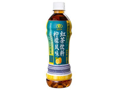 ��檬�L味�t茶�料500ml