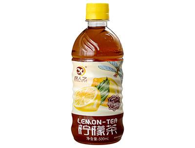 ��檬茶500ml