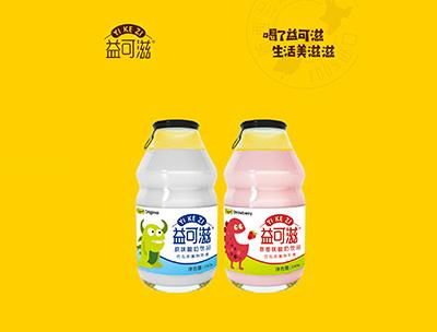 益可滋拉�h�l酵酸奶240ml