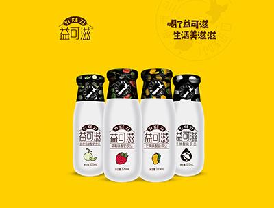 益可滋�l酵酸奶�品320ml